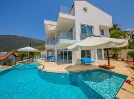 Kalkan Exclusive 5 Beds Villa Joy