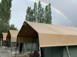 the brook camp