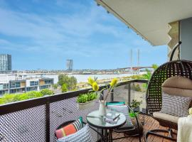 Water views, Lovely 2BRs, free tram zone, close to everything!