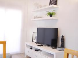 Apartamento Nordico Reus, Wifi,Parking, Port Aventura