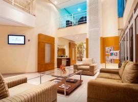 Flat Perfeito para curtas estadias em Santo André, hotel em Santo André