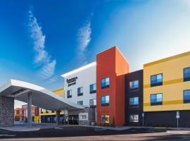 Fairfield Inn & Suites by Marriott Fresno Yosemite International Airport