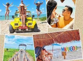 flat na praia de maragogi, budget hotel in Maragogi