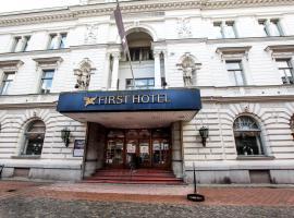 First Hotel Statt