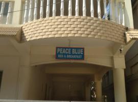 PEACEBLUE, room in Port Blair