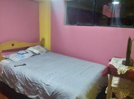Gaby, self catering accommodation in Huaraz