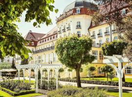 Sofitel Grand Sopot, spa hotel in Sopot
