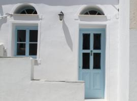 Neoclassical apartment, Central Chora Andros