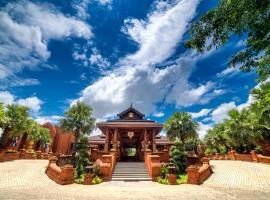 Heritage Bagan Hotel, hotel in Bagan