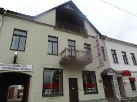 Hotel Rebir, hotel in Daugavpils