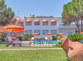 Hotel Capo Circeo Wellness Spa