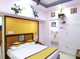 Base9 Airport Hotel, accessible hotel in Nedumbassery