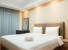 Modern 2BR Apartment at Grand Sungkono Lagoon By Travelio