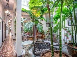 Areca Hotel Penang, family hotel in George Town