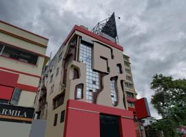Simplisitic 1BR Abode in Kolkatta