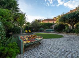 Villa Santa Iria