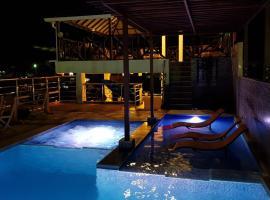 Hostal Casa Roma, hotel in Taganga