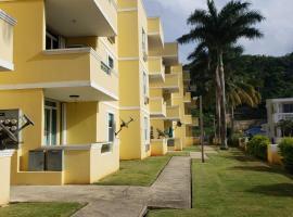 Jobos sea side apartment