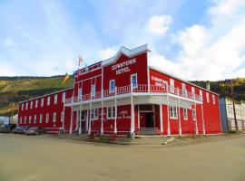 Canada's Best Value Inn – Downtown Hotel Dawson City