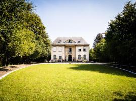 Le Manoir du Prince de Liége, vakantiewoning in Brussel