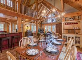 Breckenridge 5 Bedroom Luxury Vacation Home, Private Hot Tub Near Gondola