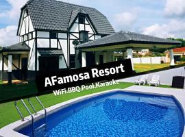 Luxury Villa @ A'F Resort
