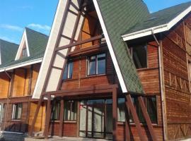GRAND Шале, self catering accommodation in Zelenaya Polyana