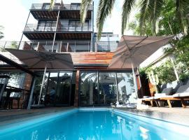 The Tree House Boutique Hotel, hotel near Long Street, Cape Town