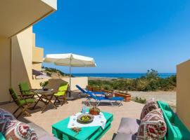 House Myrtos & Almyra, hotel in Lachania