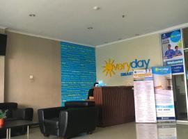 Apartment Soekarno Hatta - Chikoo