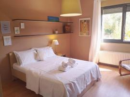 Crystal Clear, accessible hotel in Komotini