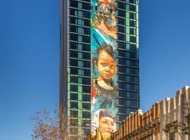 Art Series - The Adnate, hotel near Elizabeth Quay, Perth