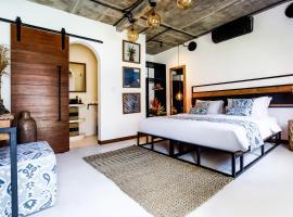 Body Factory Bali, hôtel à Canggu près de: Temple Petitenget