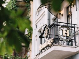Hermitage Boutique-Hotel