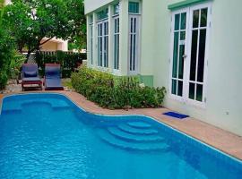 pattaya pool villa jomtien TLH