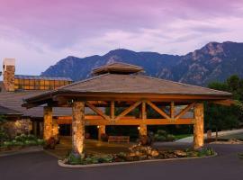 Cheyenne Mountain Resort Colorado Springs, A Dolce Resort, spa hotel in Colorado Springs