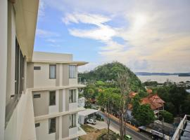 Rocco Aonang Krabi, apartment in Ao Nang Beach