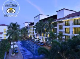 Fairfield by Marriott Goa Anjuna, hotel near Baga Night Market, Anjuna