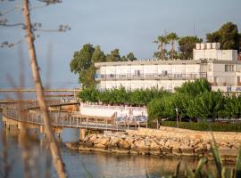 Hotel Restaurant Juanito Platja, hotel near Delta de l'Ebre, Sant Carles de la Ràpita