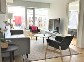 A Fantastic 3-bedroom Apartment in Copenhagen Nordhavn