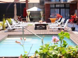 Ica Sun Paradise Apartments, apartment in Ica