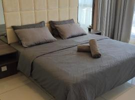 MODEN Suite : Cozy : HUGE pool : NEW : Bukit Bintang
