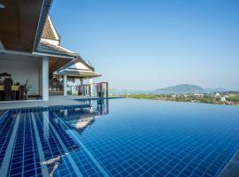 Villa Taewin - Panoramic Sea View 7 Bedrooms