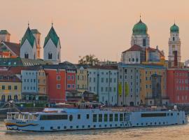 Hotelschiff Arkona Bremen