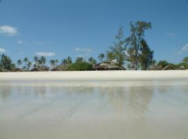 Kipepeo Beach and Village, hotel in Dar es Salaam
