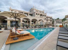 Villa Chinka by Astor Garden Hotel, хотел в Св. Св. Константин и Елена