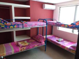 Hostal Cuba Nica, guest house in Managua