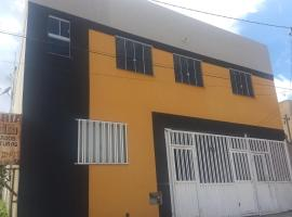 Edificio de acomodacoes Simples - Varjao