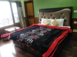 Oak View, pet-friendly hotel in Shimla