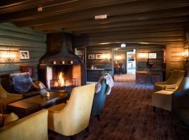 Geilo Hotel, ski resort in Geilo